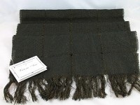 Victoria Ann Bronze Squares Scarf
